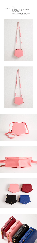 [옐로우스톤] 미니백 MINI BAG - YS3011PK 핑크 (태슬 증정)